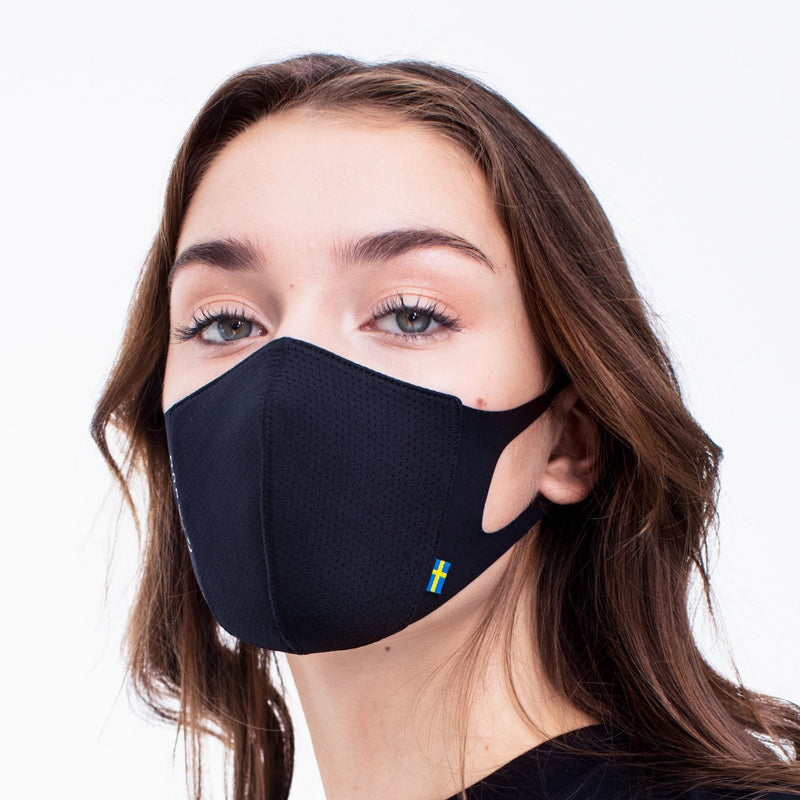 Airinum Lite Air Mask Medium, Black