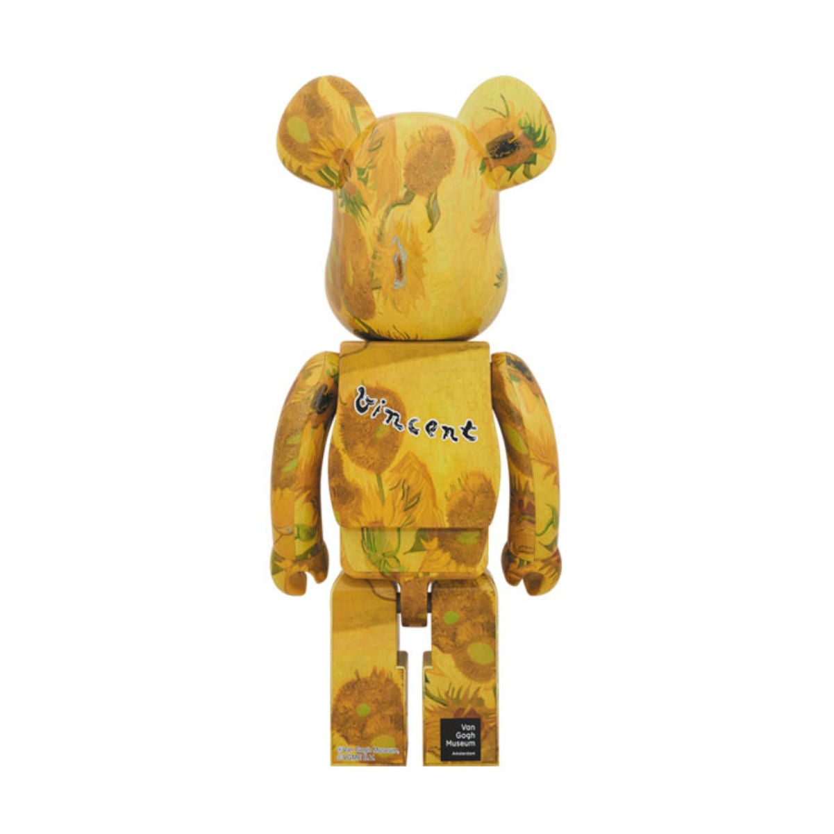 Medicom Toy BE@RBRICK Van Gogh Museum Sunflowers 1000%