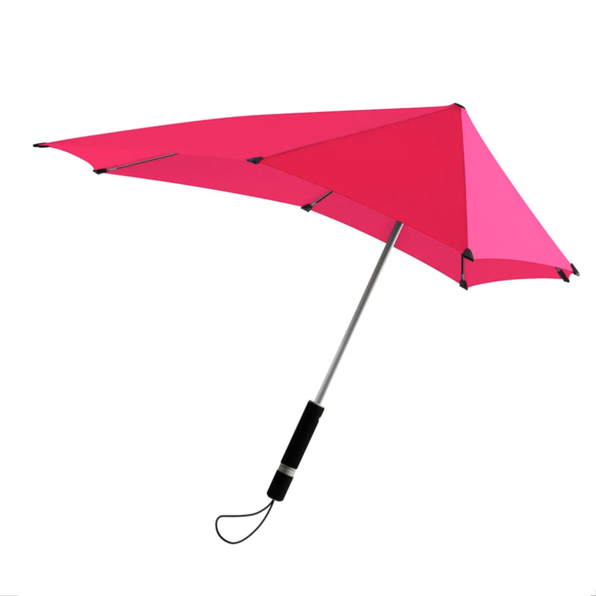 Senz° Original storm umbrella, bright pink