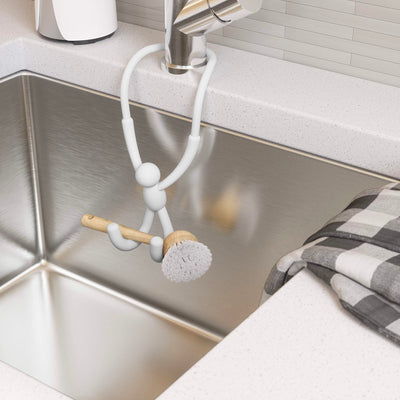 Umbra Buddy Flex Sink Caddy , White