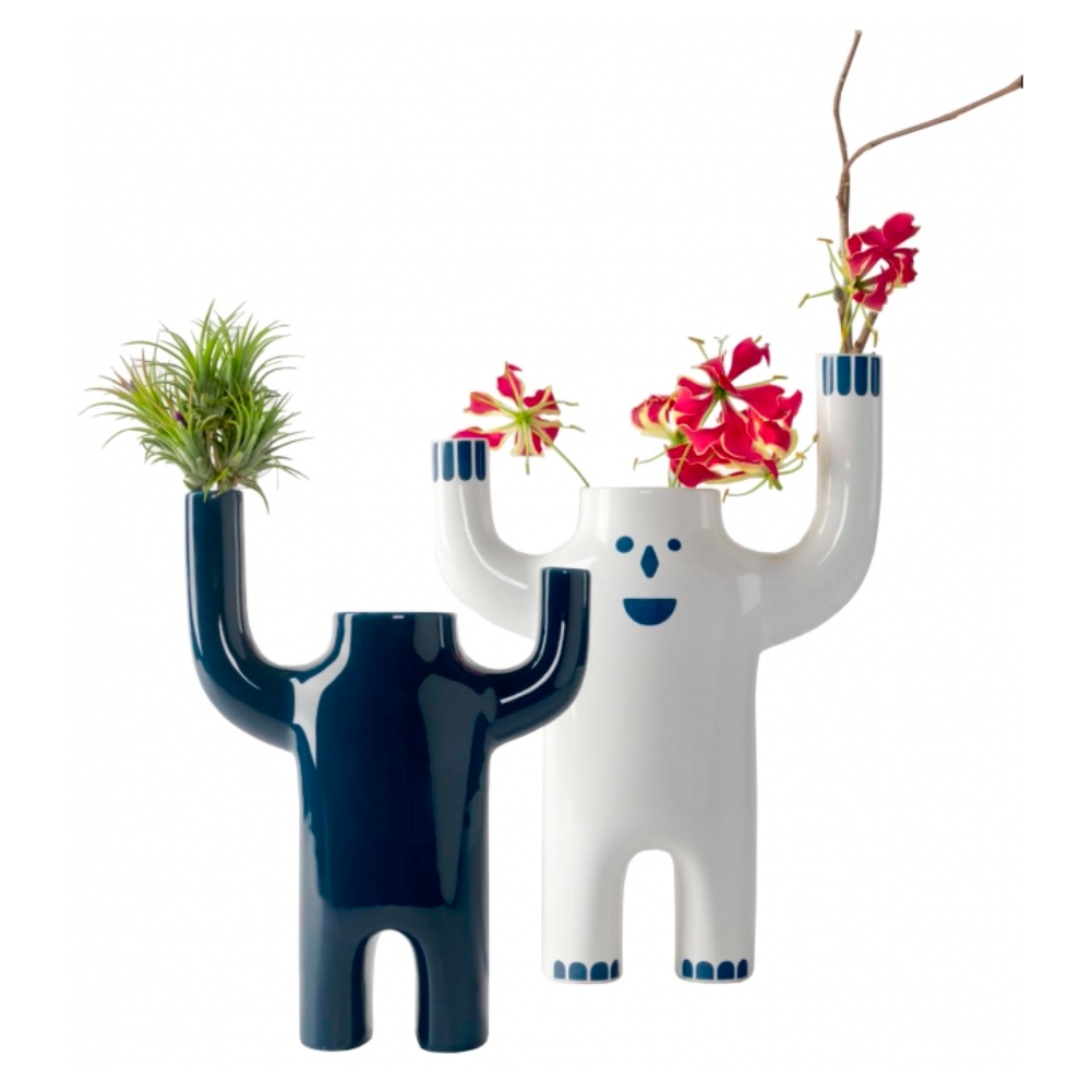 BD Barcelona Design Happy Susto Vase by Jaime Hayon