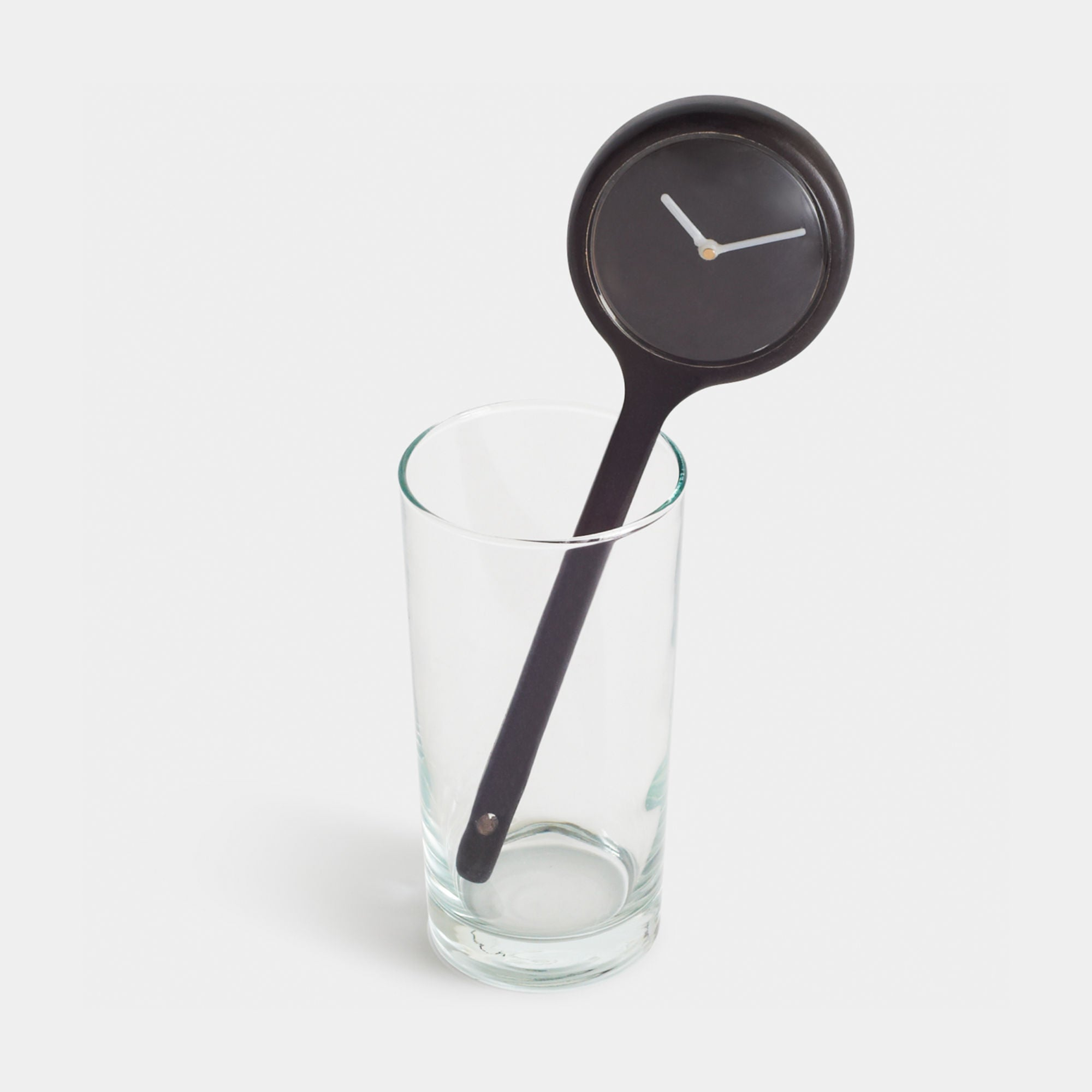Umbra Spoon Clock , black