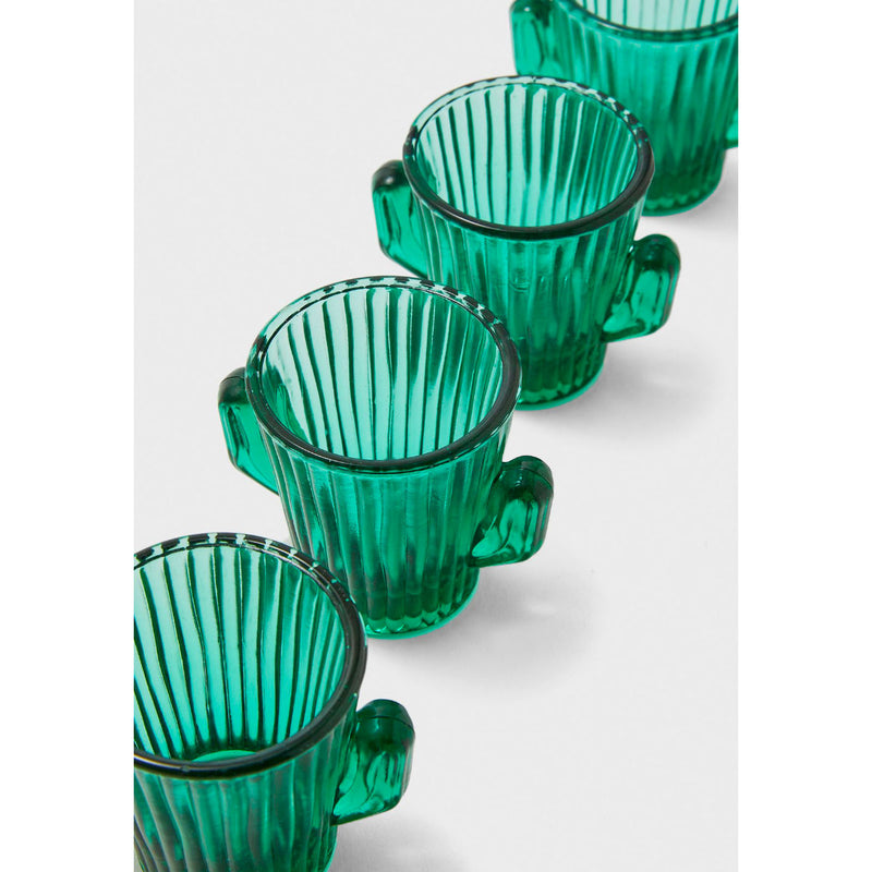 Kikkerland Cactus shot glasses set of 4