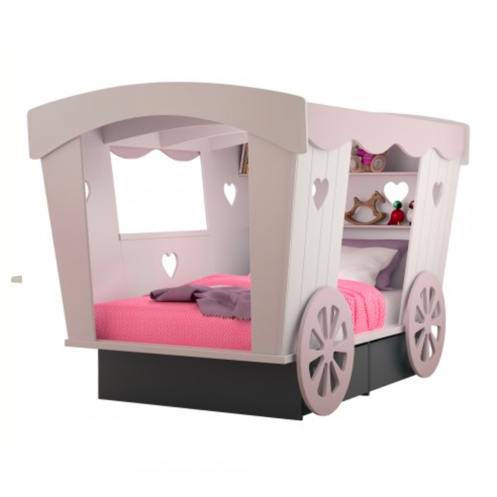 Mathy by Bols Carriage Bed