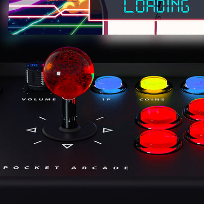 Neo Legend Arcade 2.0, compact, cat pacifier