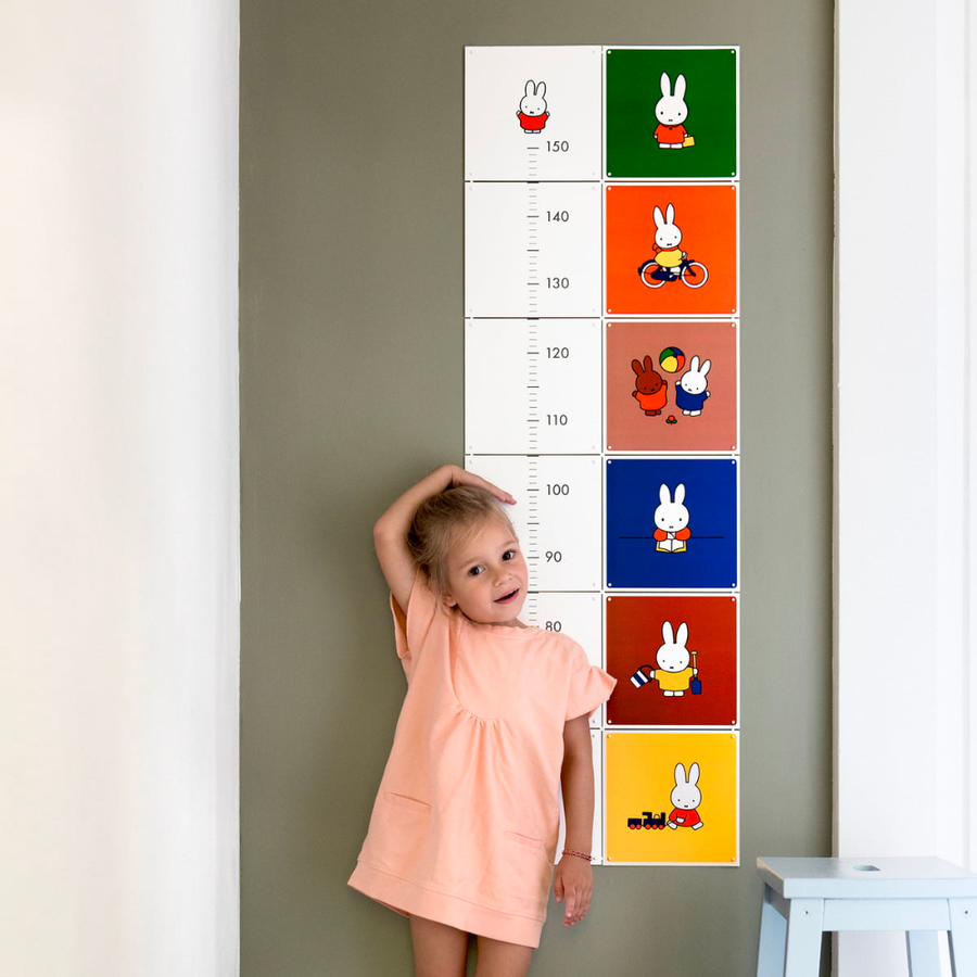 Miffy Growth Chart