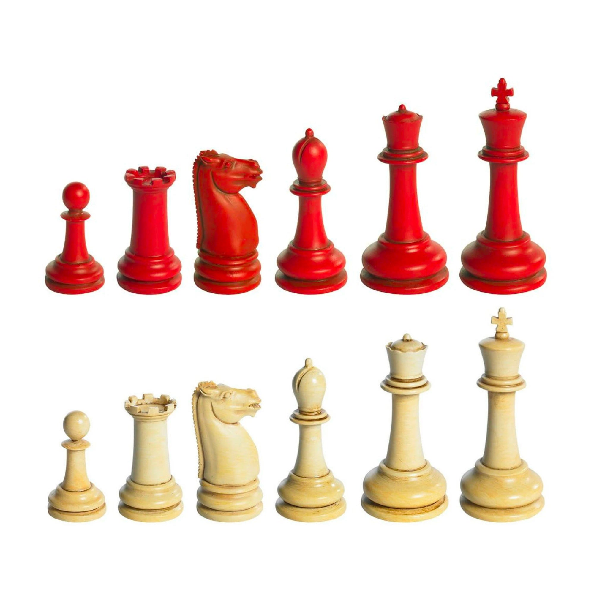 Authentic Models Classic Staunton Chess Set