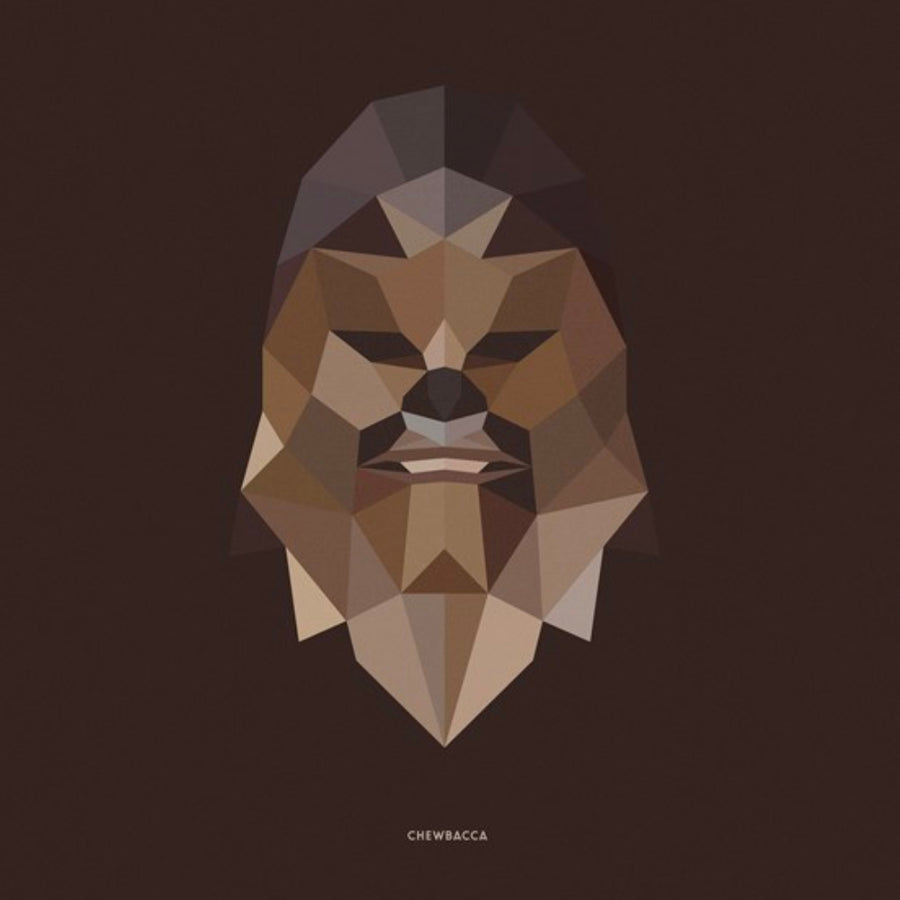 Star Wars Chewbacca . Tim Lautensack