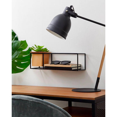 Umbra Cubist wall shelf, small