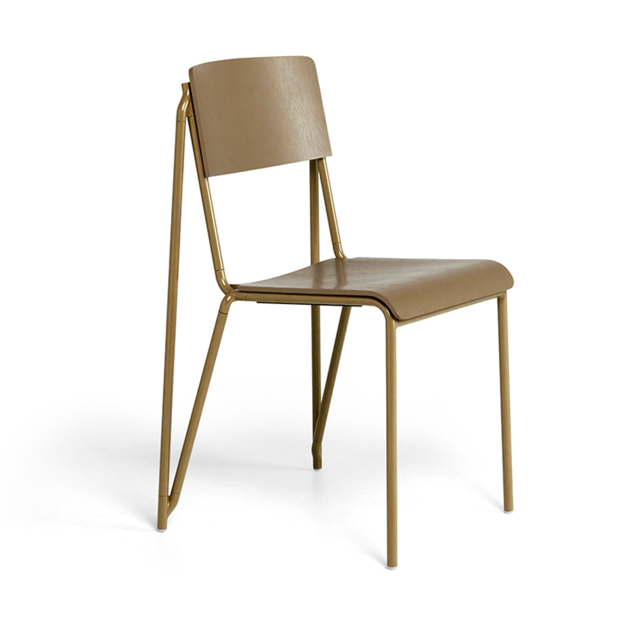 Hay Petit Standard Chair , Clay