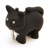 Kikkerland Cat Led Keychain