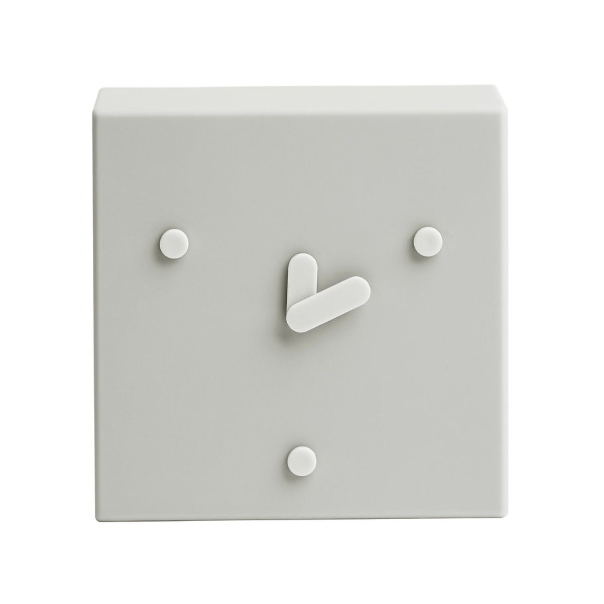 EO Face Clock 2-6-10 , Grey