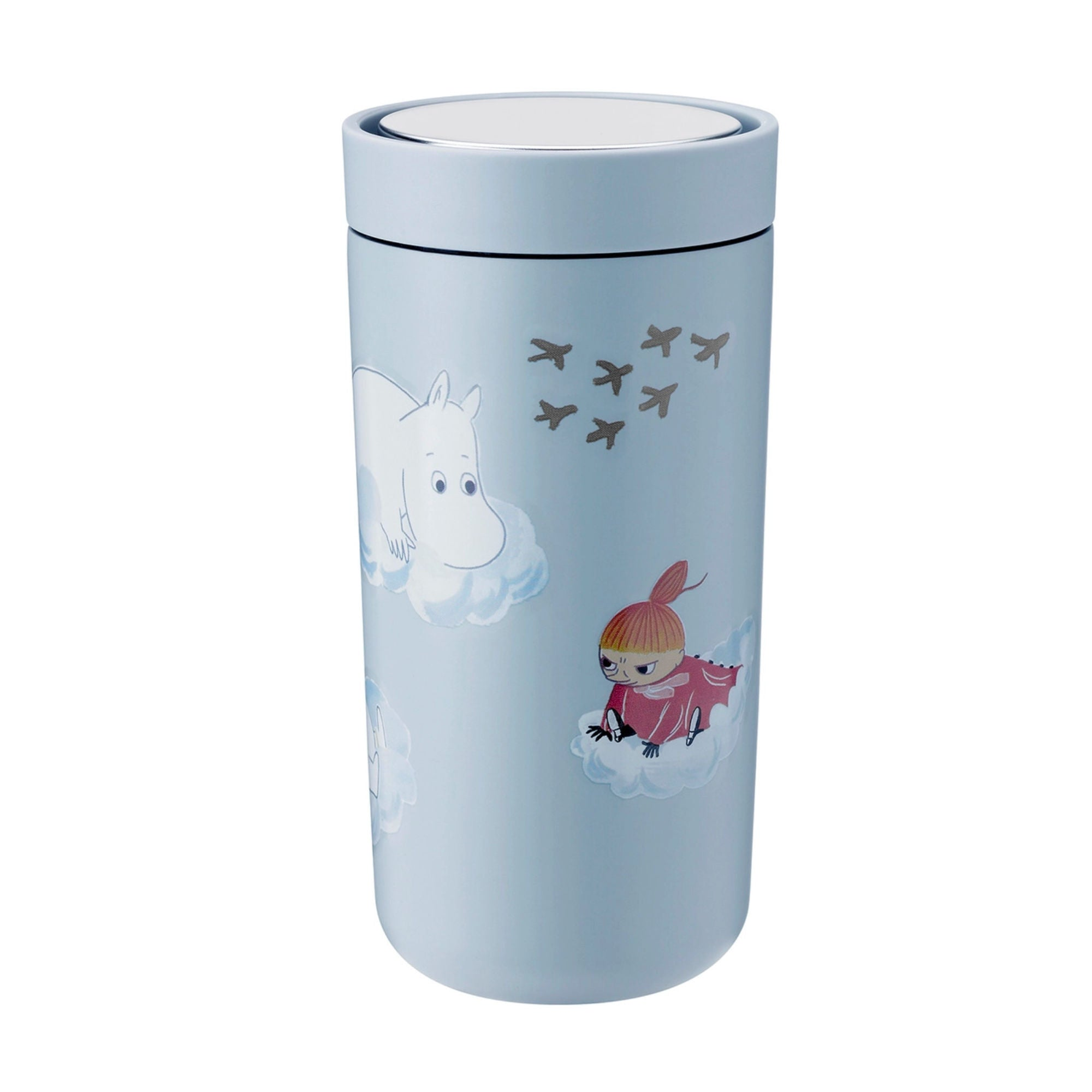 Stelton To Go Click Thermo Cup Moomin 400ml , Cloud