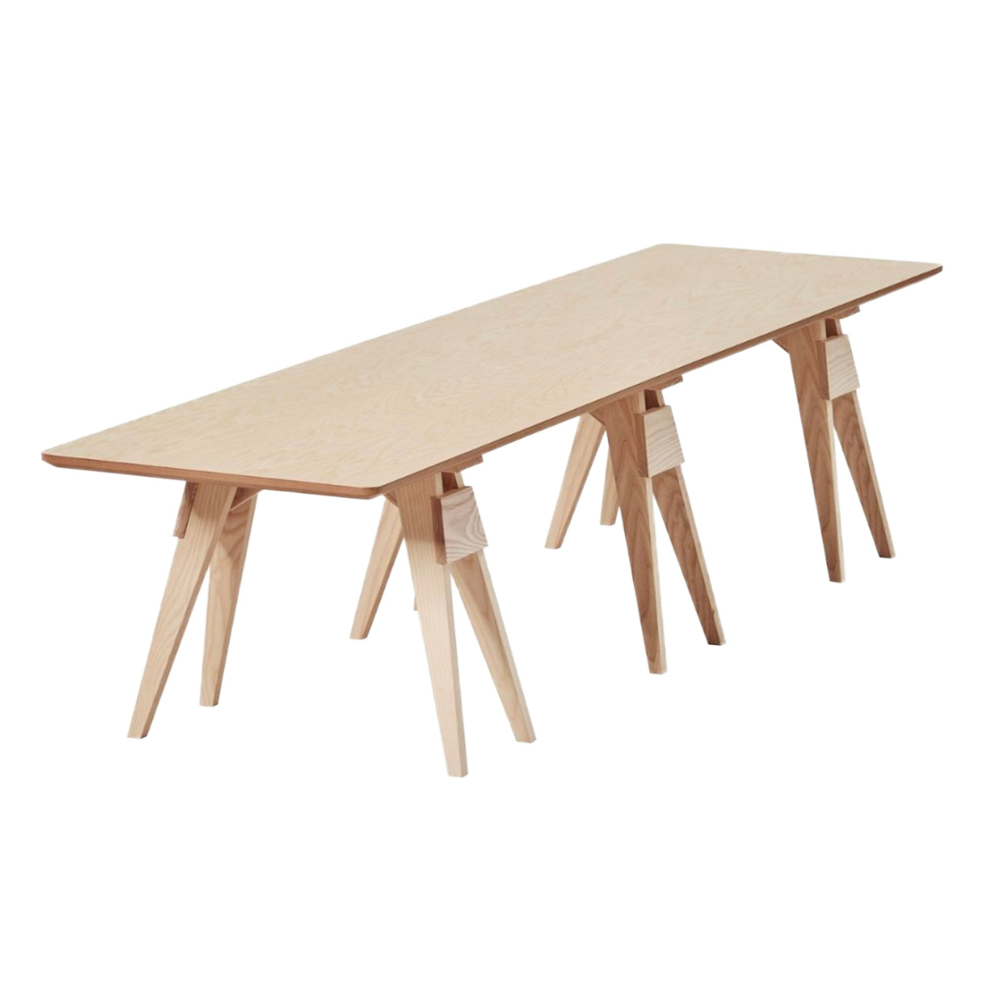 Design House Stockholm Arco Coffee Table 180cm , Oak