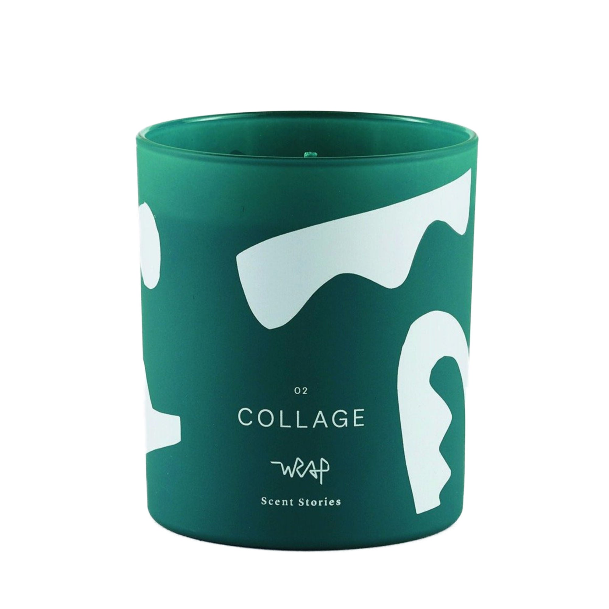 Collage' Scented Candle