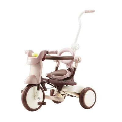 iimo #02 foldable tricycle for toddlers & kids
