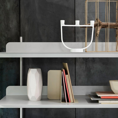 Muuto Compile Shelving System configuration 4