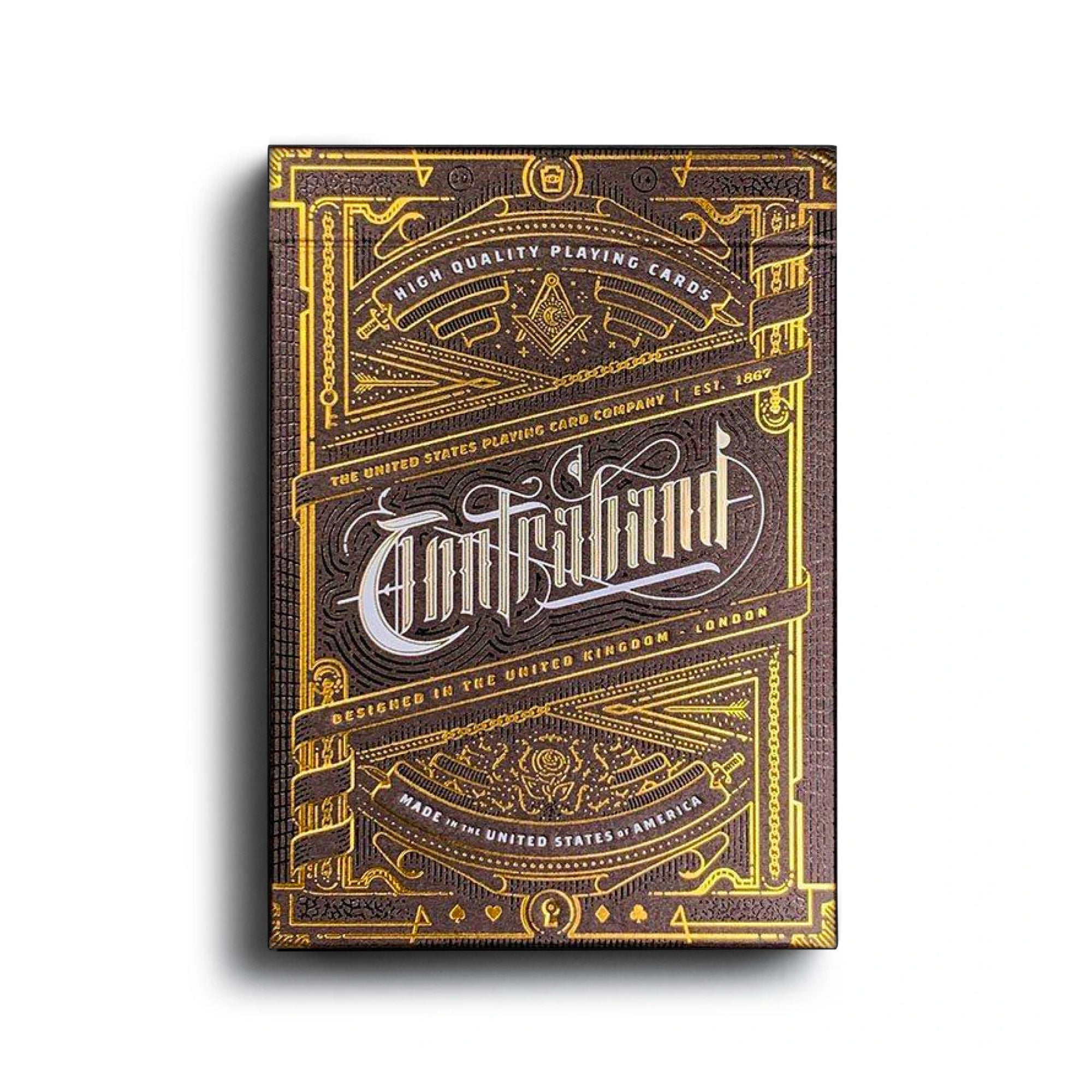 Theory11 Contraband Playing Cards