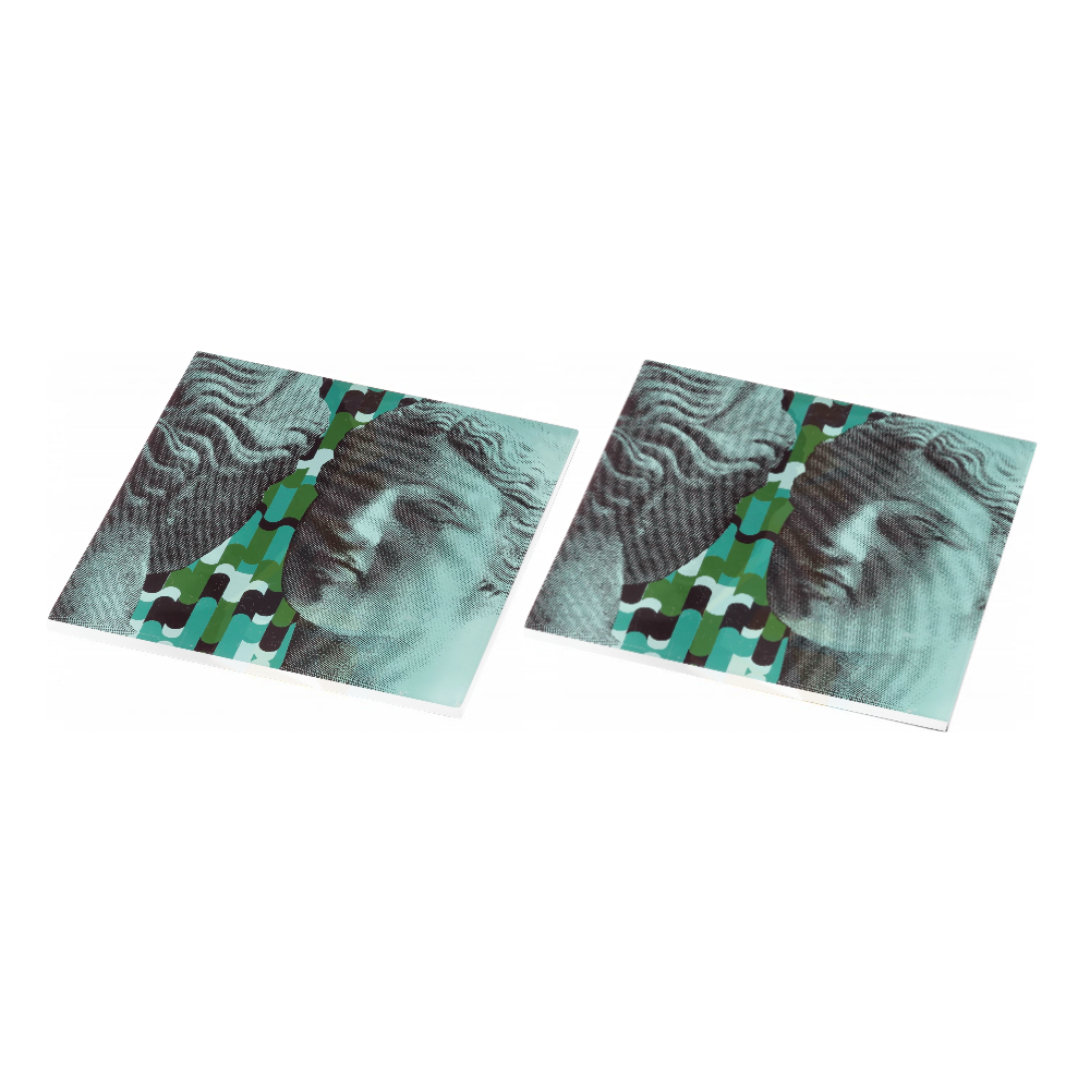 Sophia Venus Coaster Set of 2