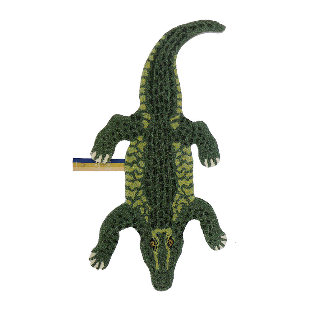 Doing Goods Crocodile Rug 110x57cm