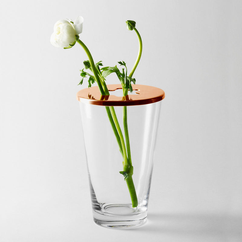 Design house Stockholm Focus Vase , Copper