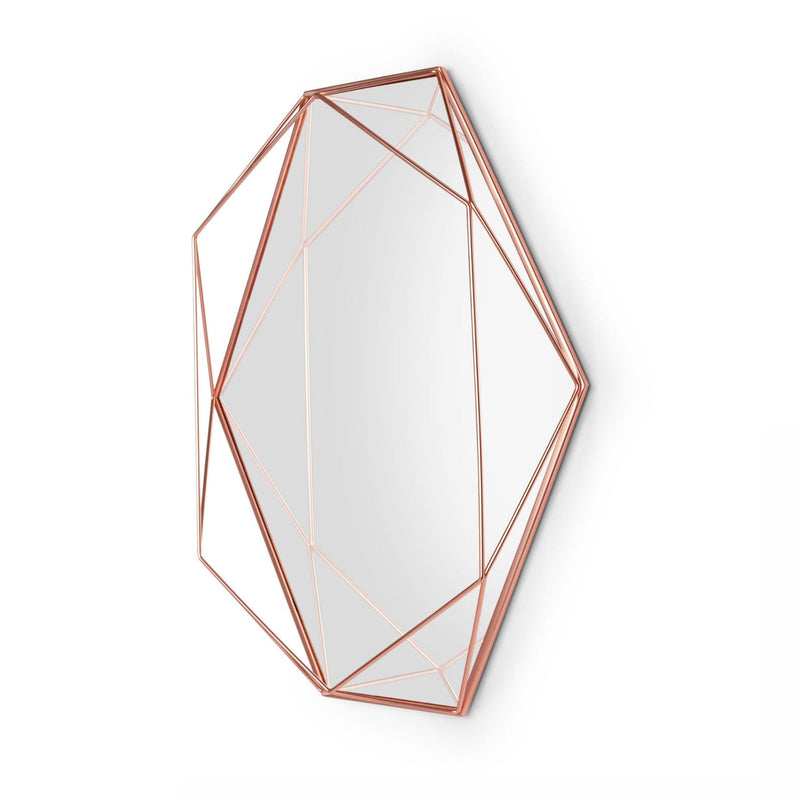 Umbra Prisma Mirror , Copper