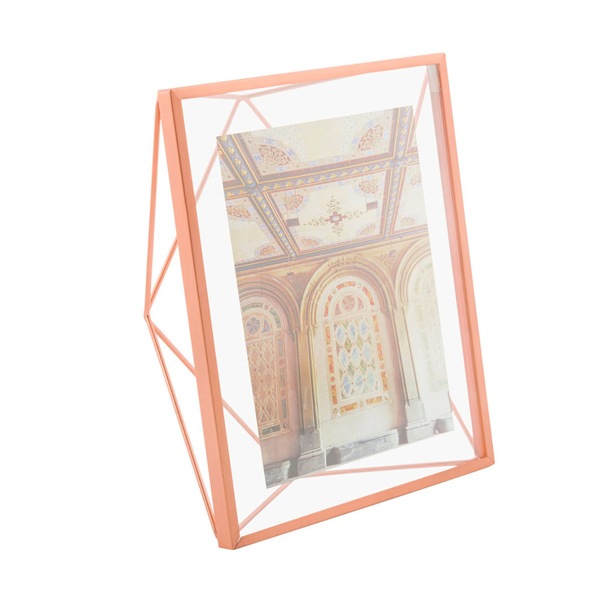 Umbra Prisma photo frame, 13 * 18cm, copper