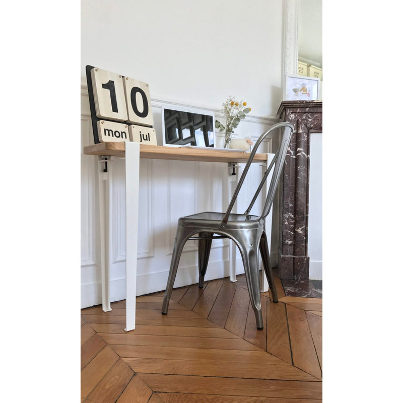Tiptoe LIMA console/ side table