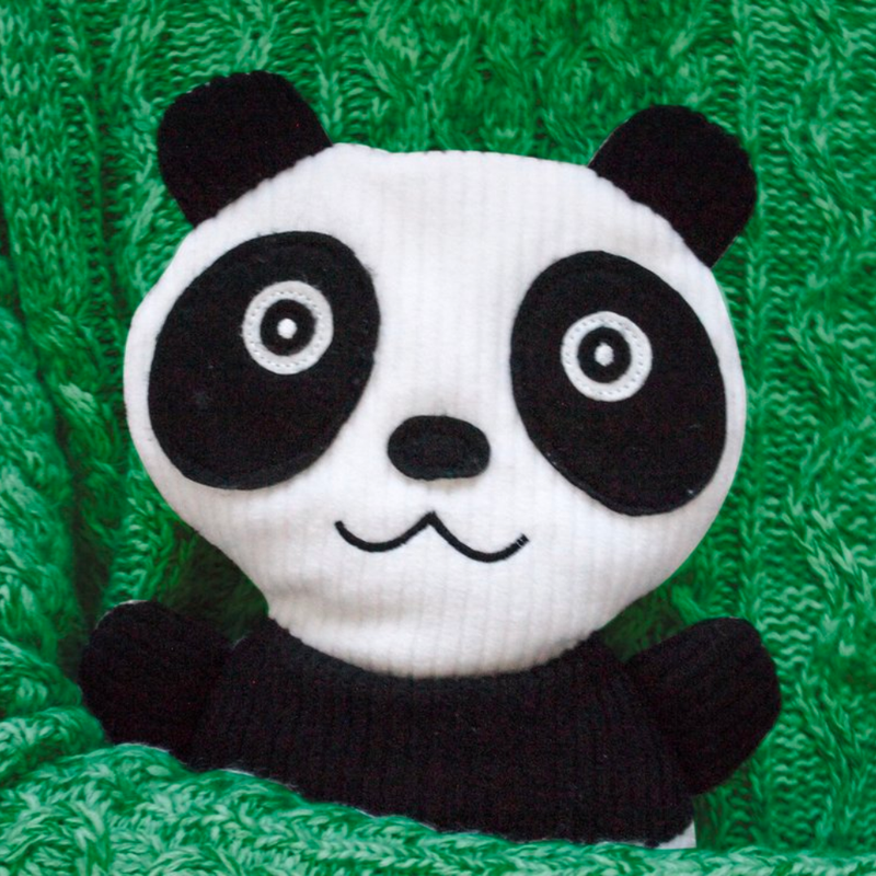 Bitten design Huggable Panda Heat Pad