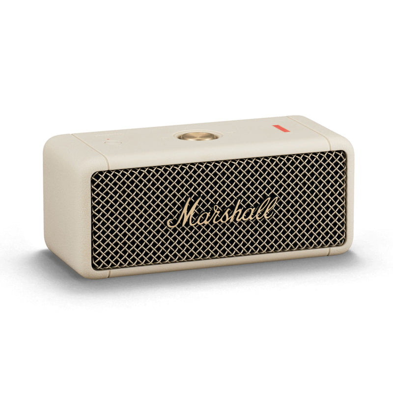 Marshall Emberton Wireless Portable Speaker , Cream