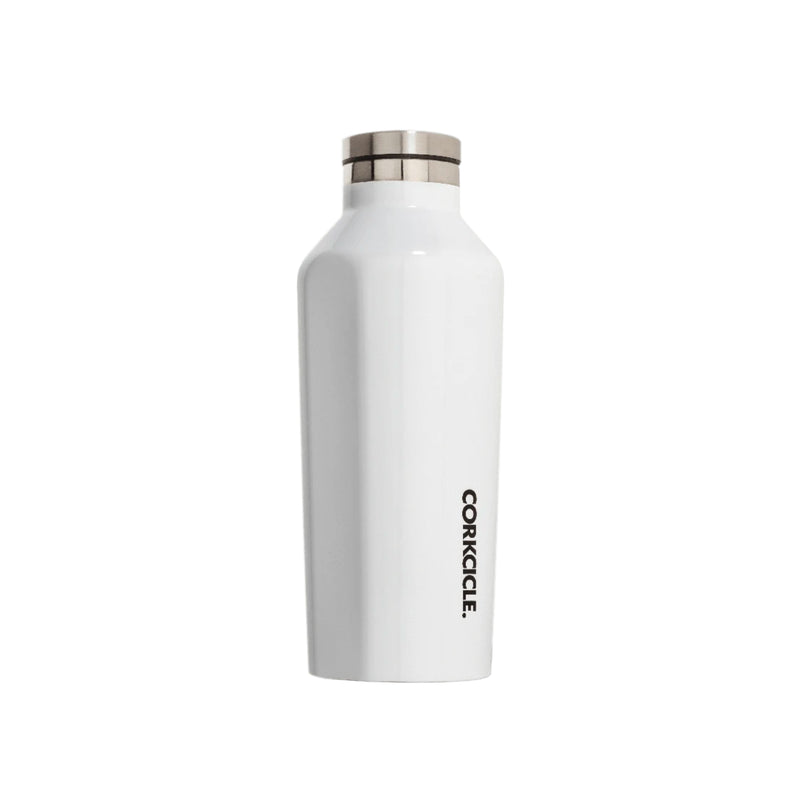 Corkcicle Canteen 9oz , White