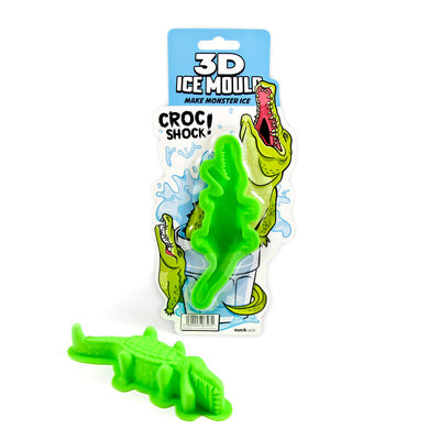 Suck UK 3D Crocodile Ice Mould