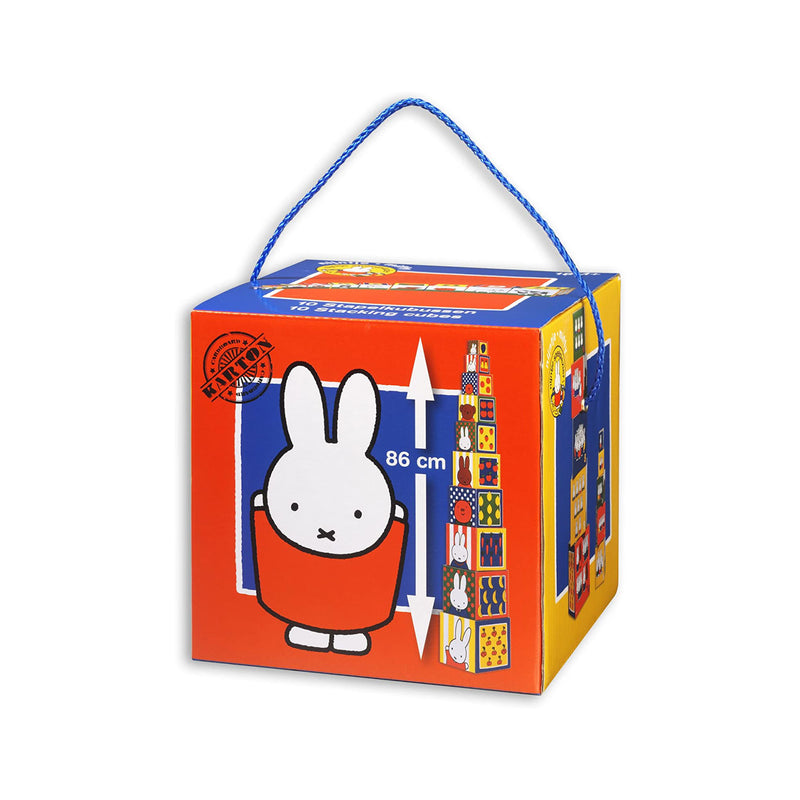Miffy Stacking Cubes