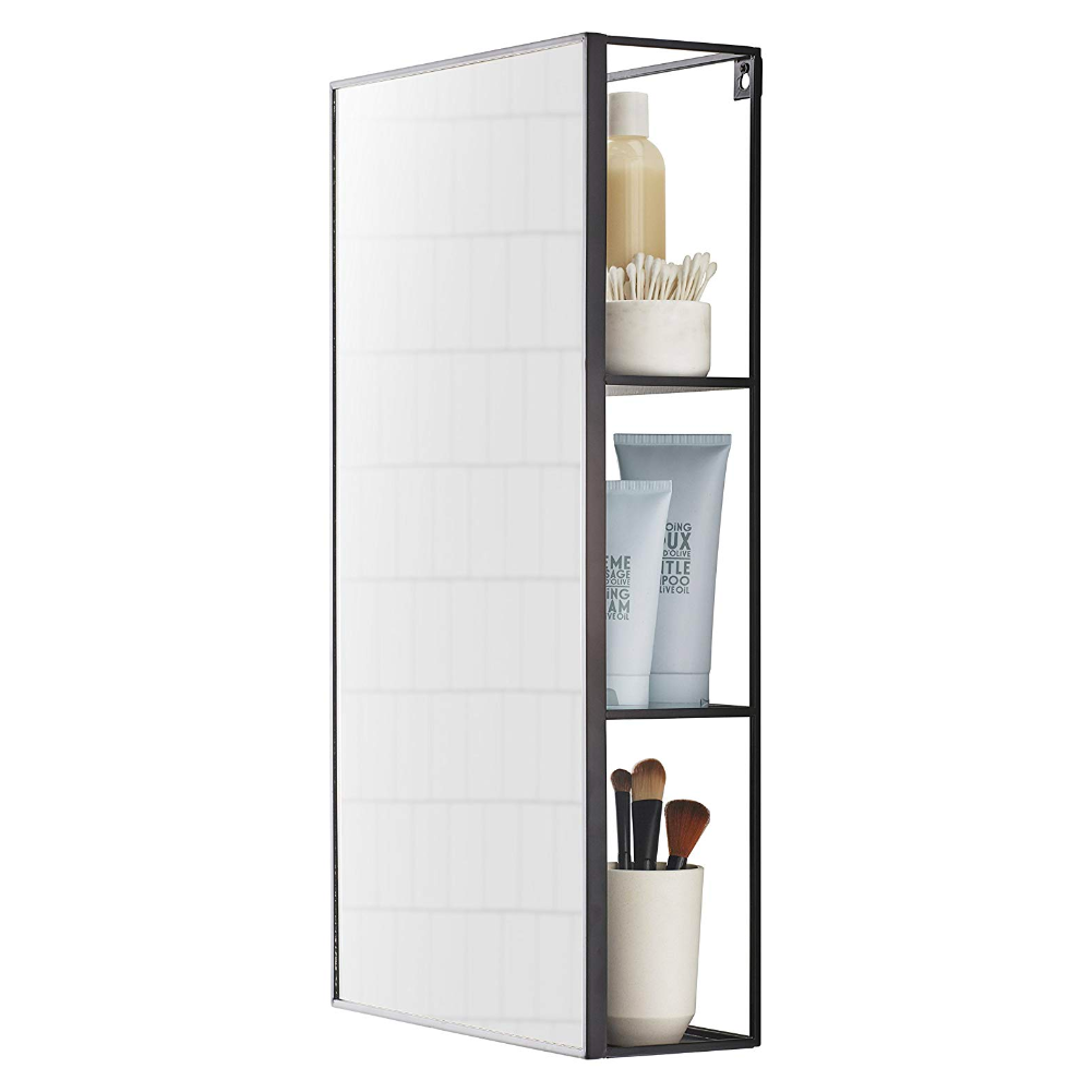 Umbra Cubiko Mirror Storage Unit 61 x 31cm