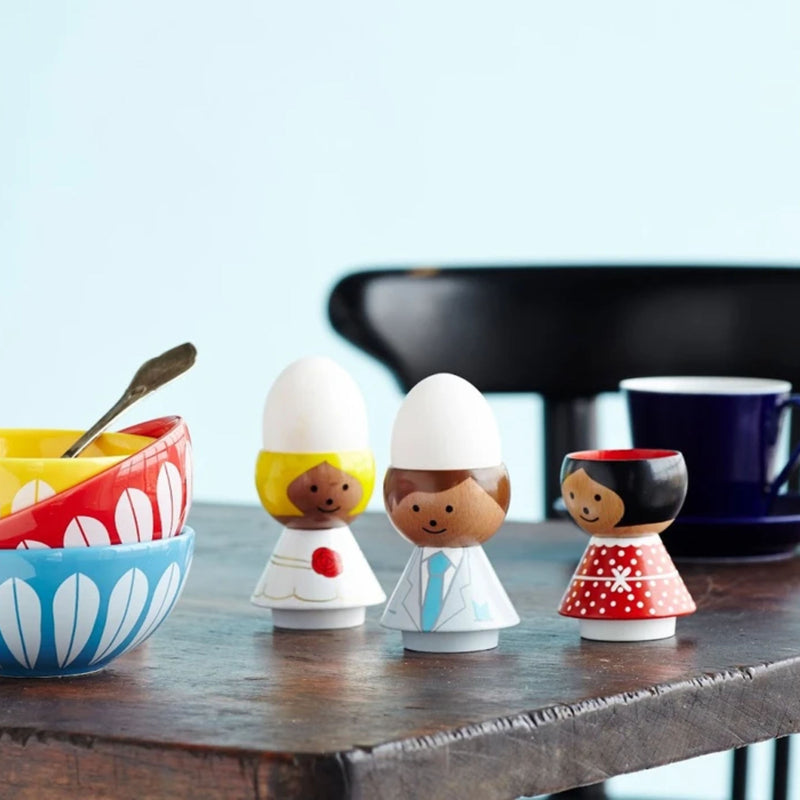 Lucie Kaas Bordfolk Egg Holder , Bride
