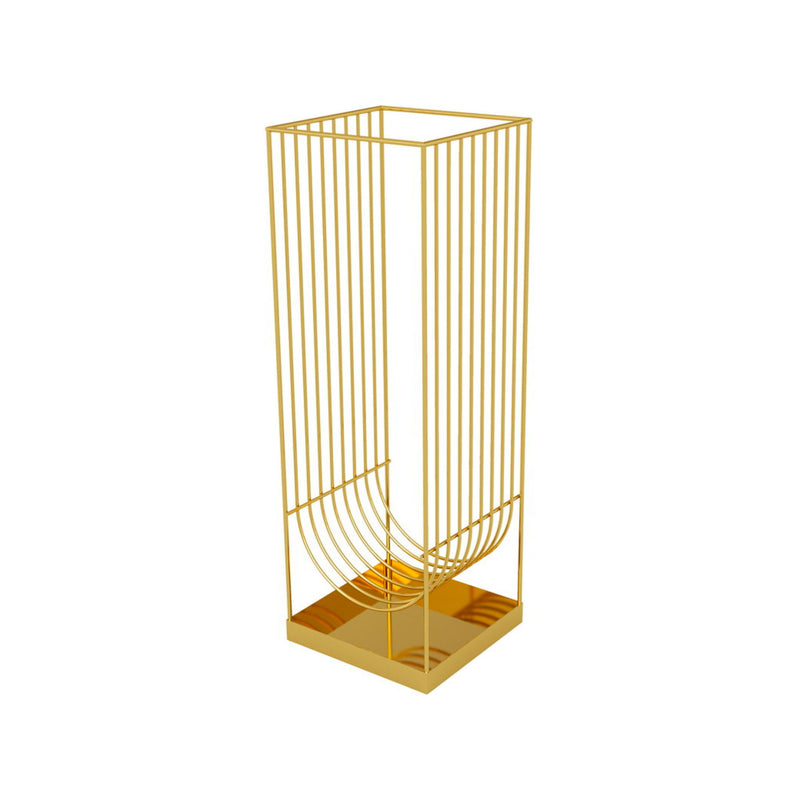AYTM Curva Umbrella Holder , Gold