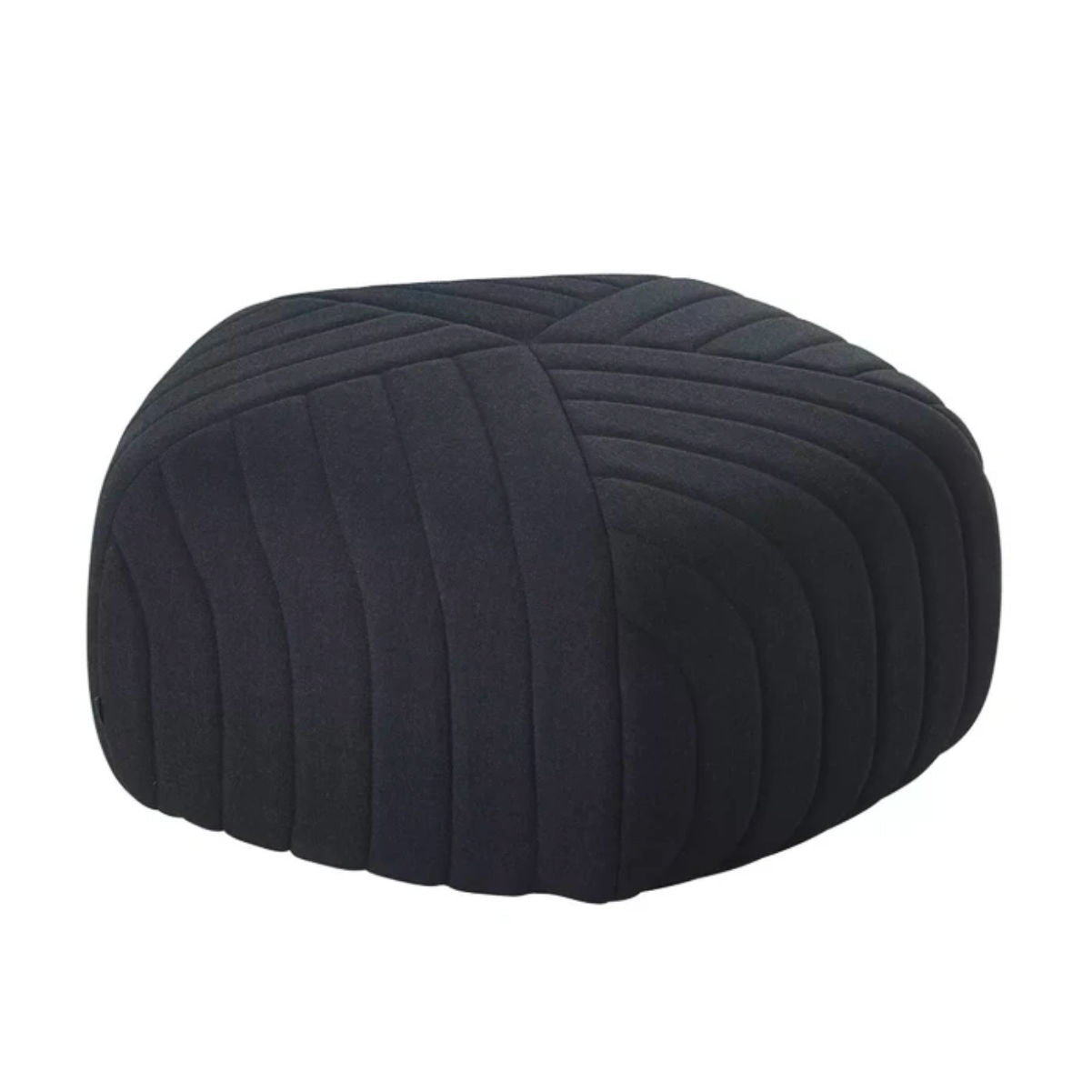 Muuto Five pouf, remix 183, dark grey