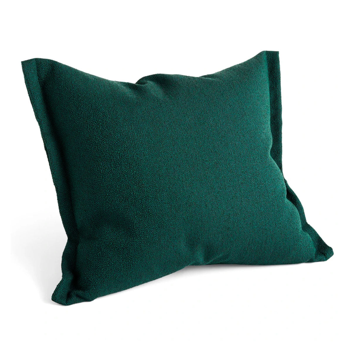 Hay Plica Sprinkle cushion, dark green