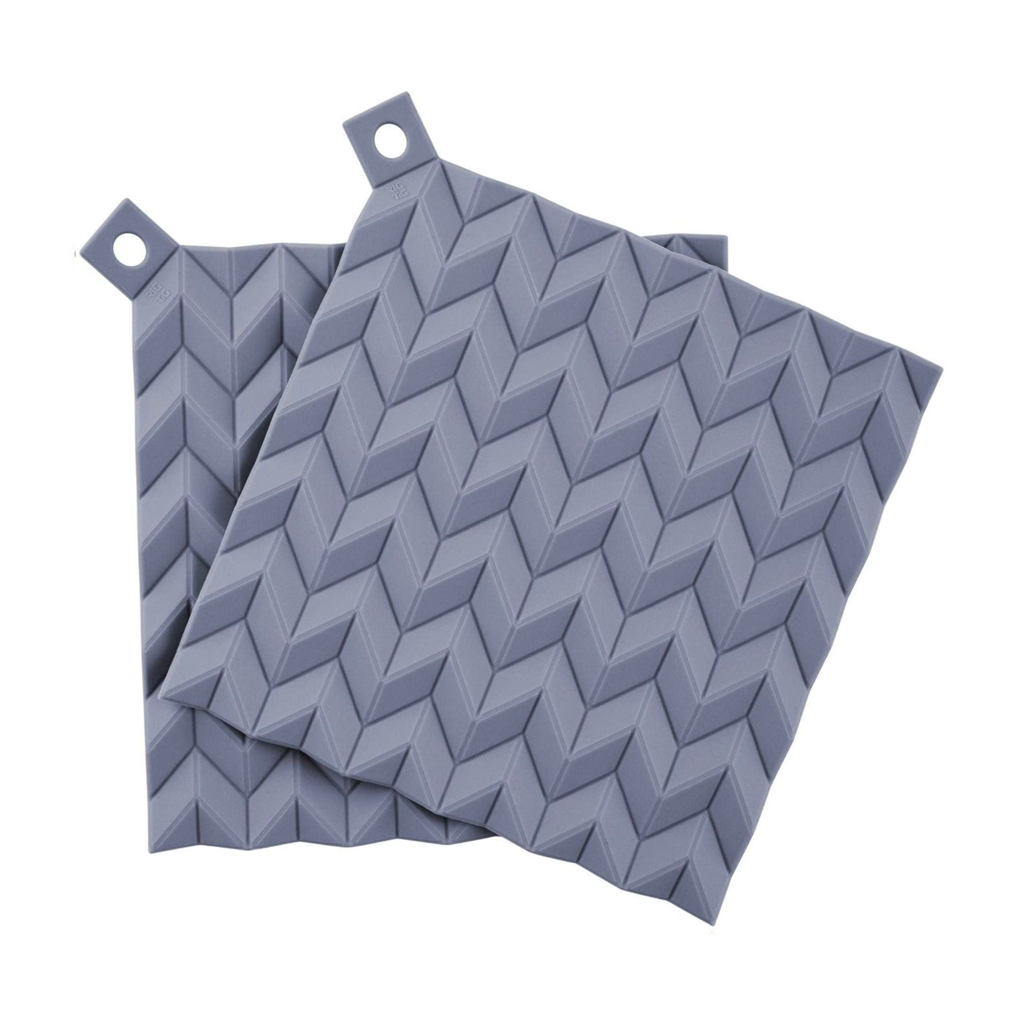 Stelton Hold-On Potholder 2 Pcs , Dark Blue