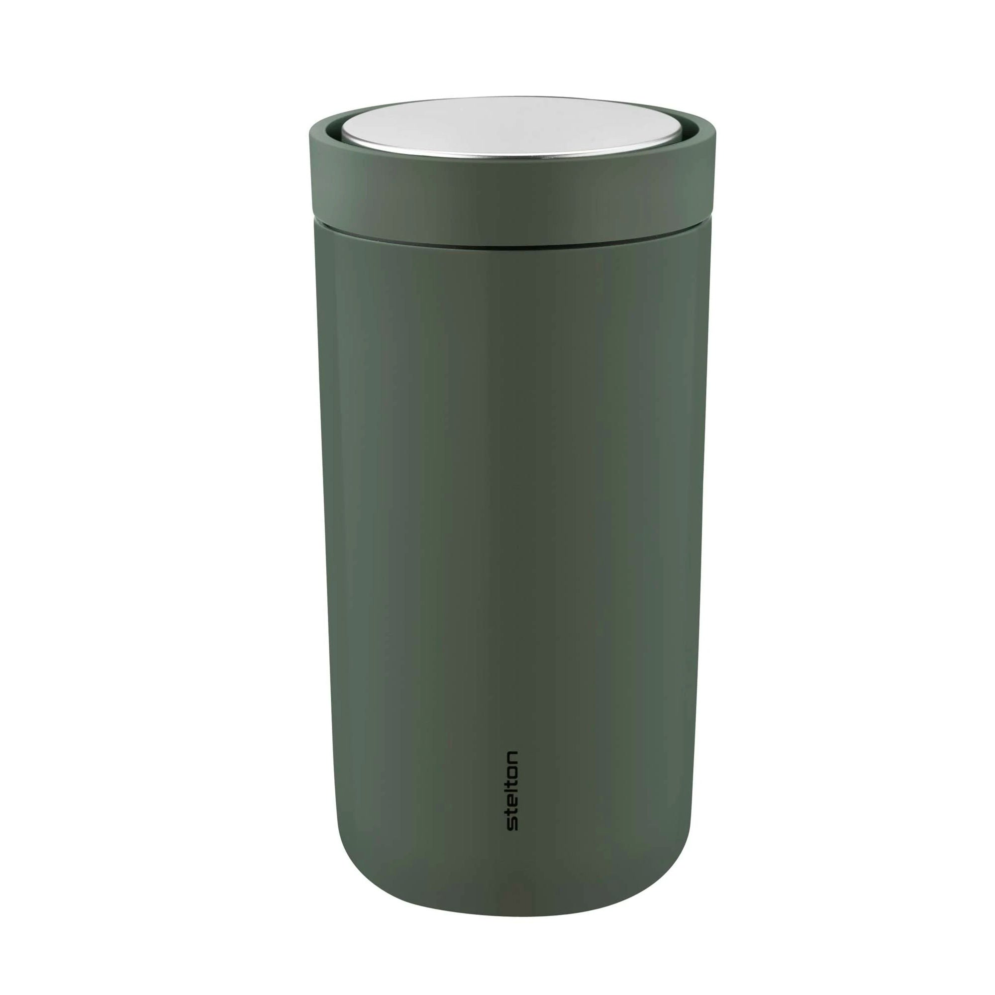 Stelton To Go Click Mug 200ml , Dark Forest