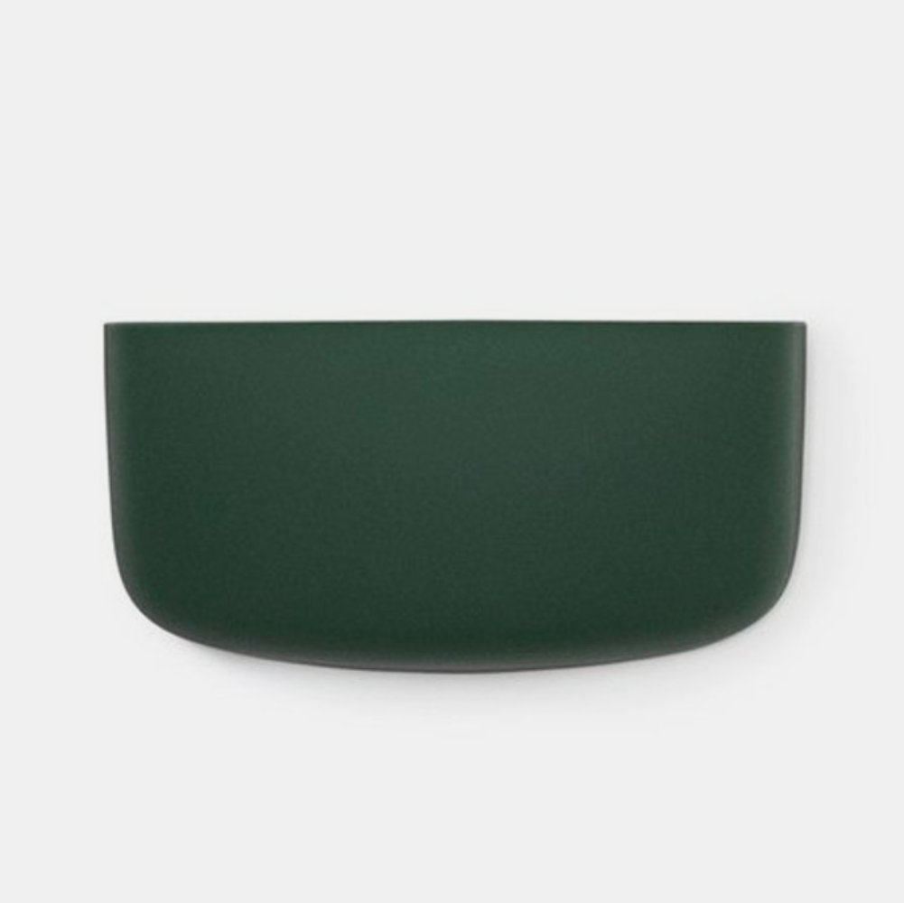 Normann Copenhagen Pocket Organizer 1 . Dark Green