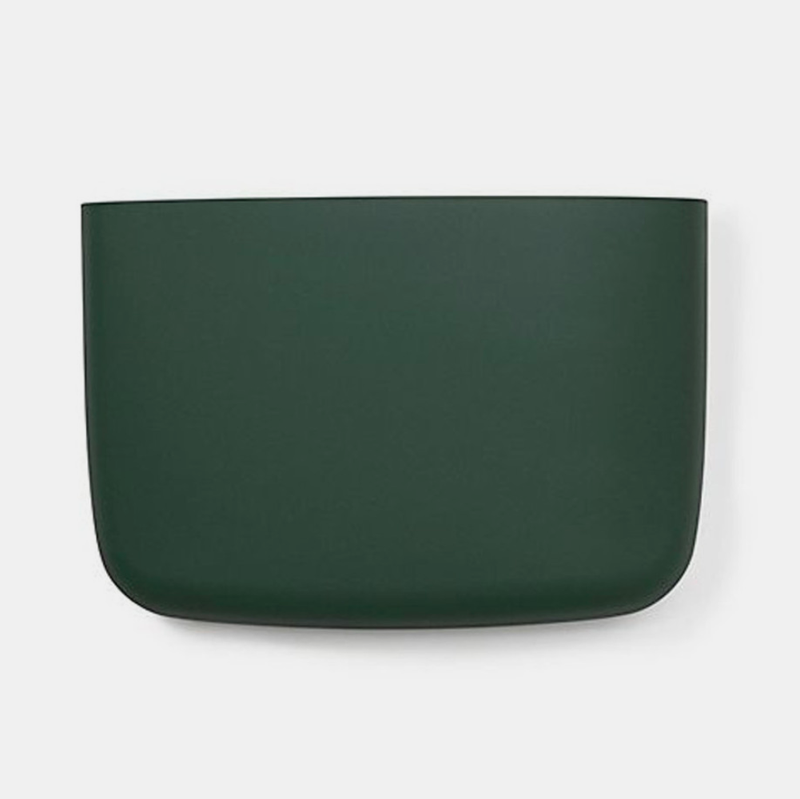 Normann Copenhagen Pocket Organizer 4 . Dark Green