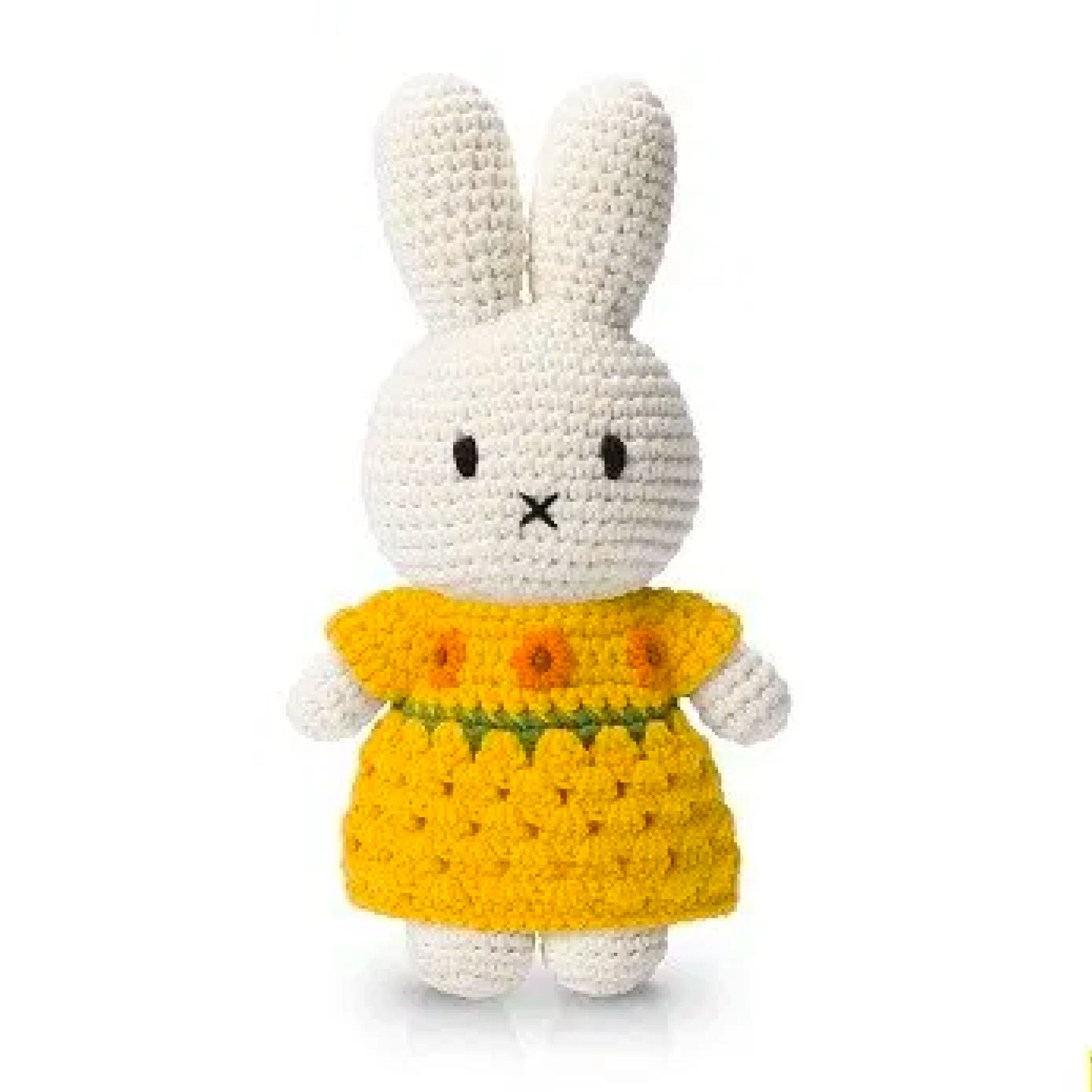 Just Dutch Miffy & Her New Sunflower Dress