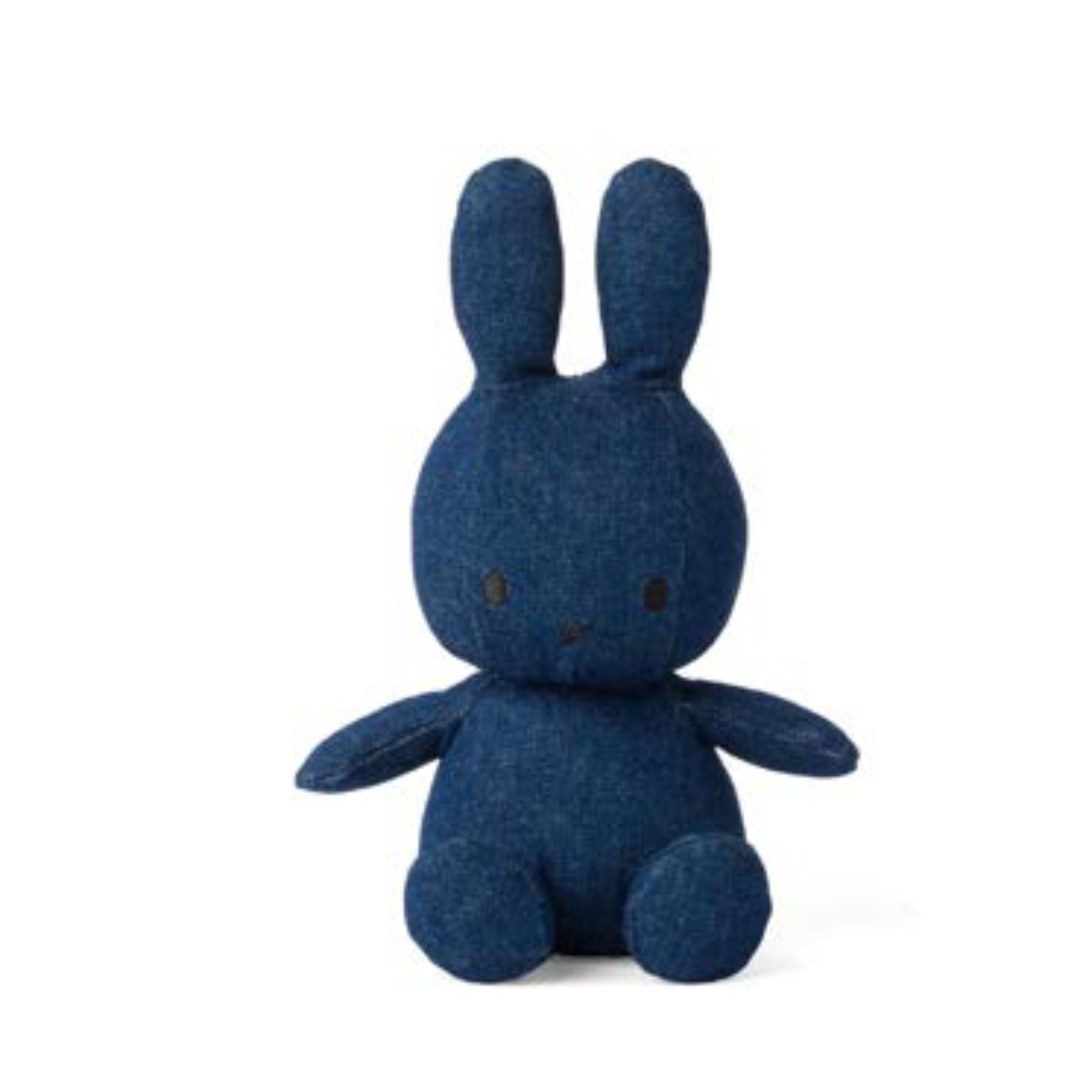 Miffy Denim Plush 23cm , Raw