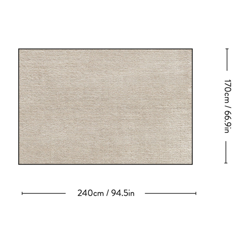 &Tradition AP5 The Moor rug , beige dew (170x240 cm)