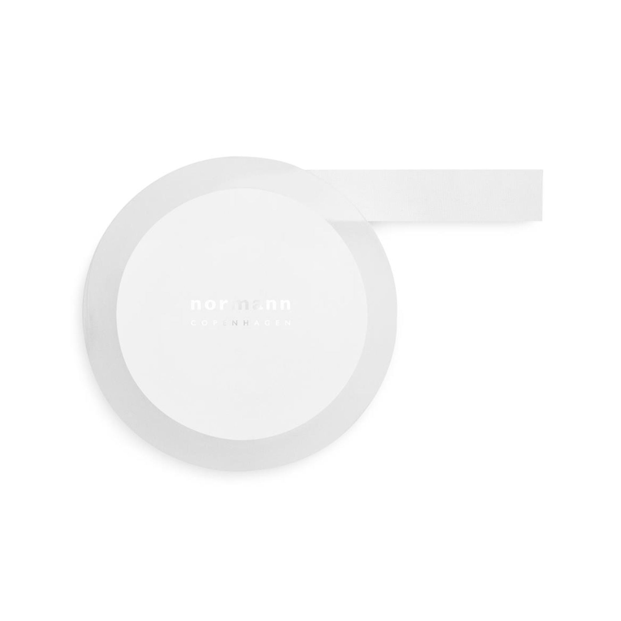 Normann Copenhagen Gift Ribbon , White