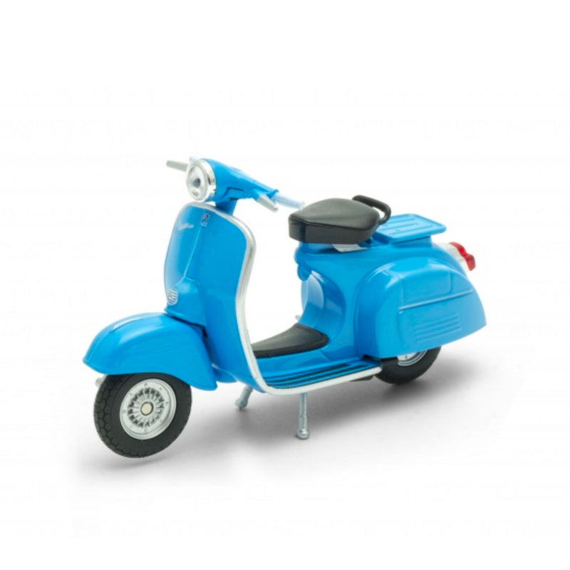 Welly Vespa 150cc 1:24 Diecast Model , Light Blue