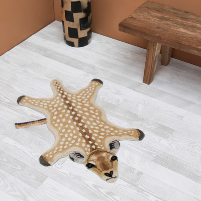 Doing Goods Bambi Rug 100x65cm