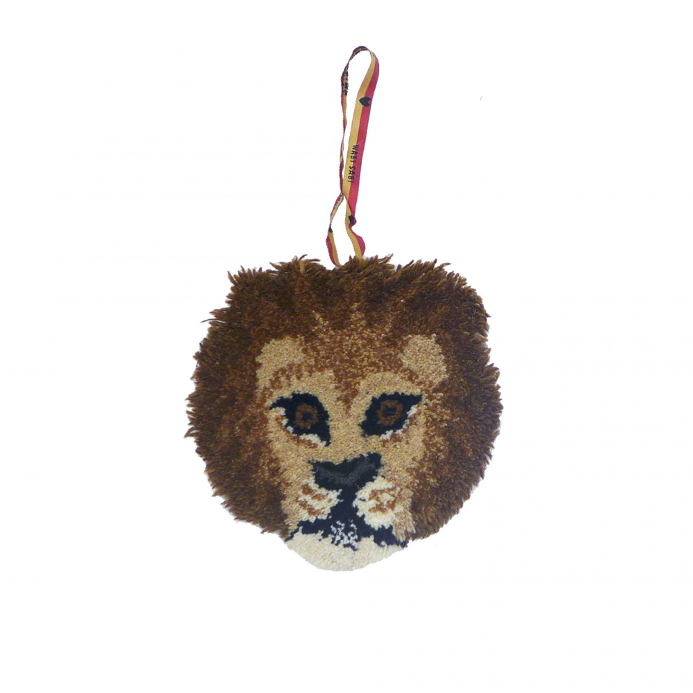 Doing Goods Lion Cub Hanger 20x17cm