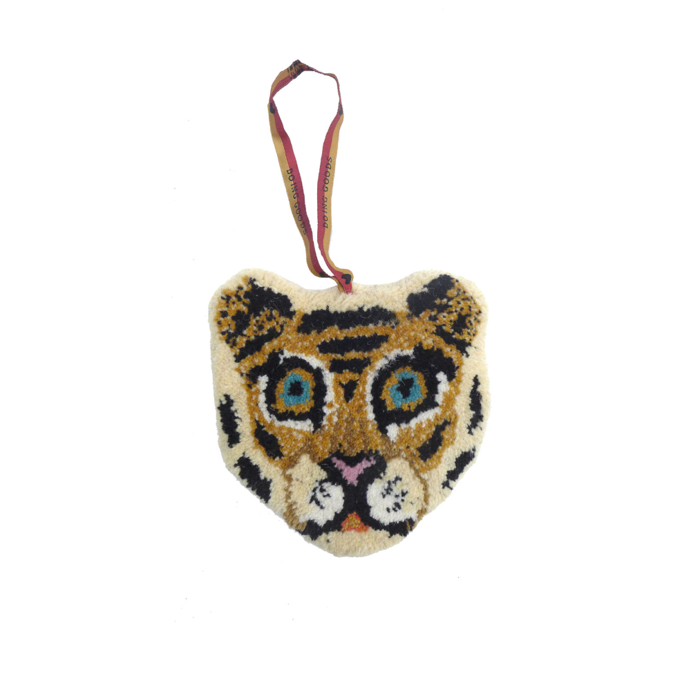 Doing Goods Tiger Cub Hanger 17x17cm